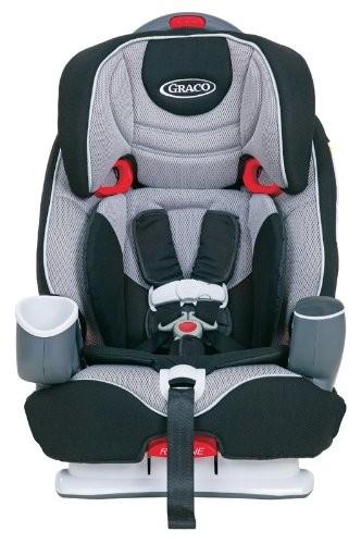 Graco Nautilus 3-in-1 Convertible Car Seat