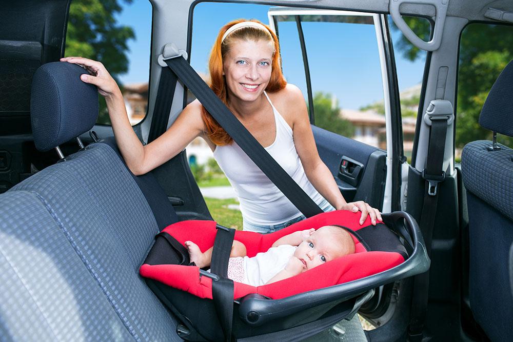 car seat types - infant car seat