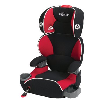 Best Booster Seat Reviews - Graco Affix