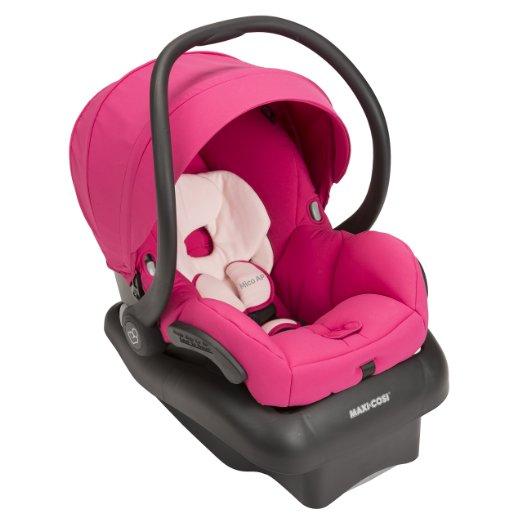 Pink Infant Car Seat