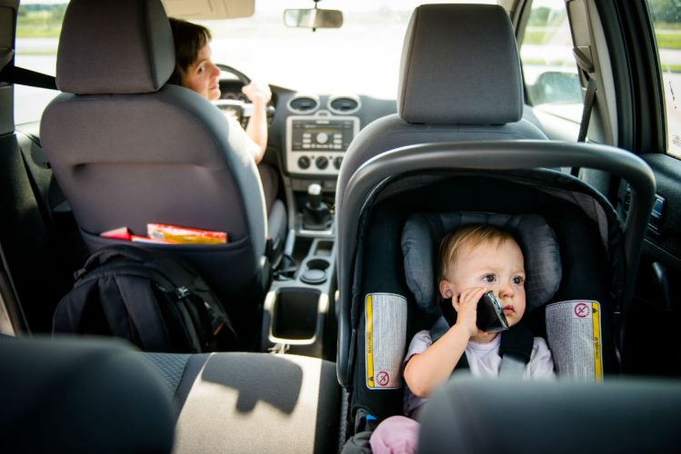 AAP car seat guidelines recommend rear facing seats until age 2