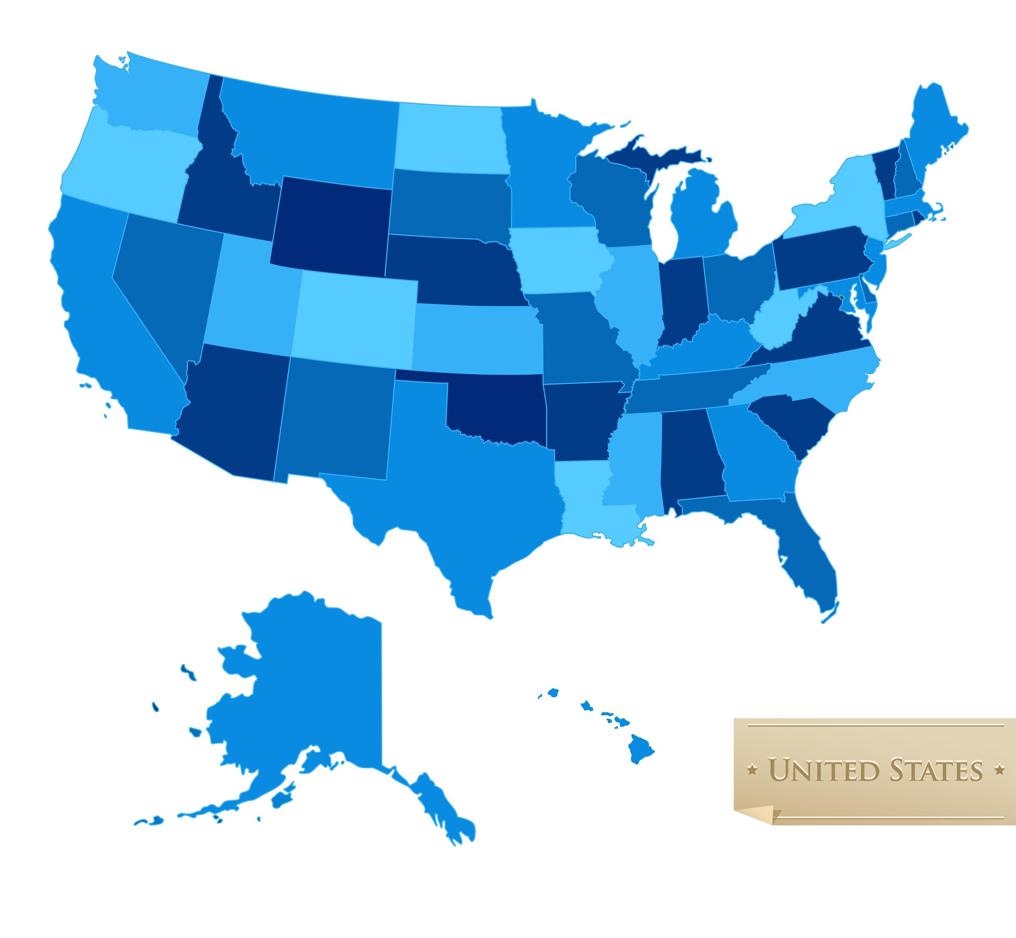 United States car seat law