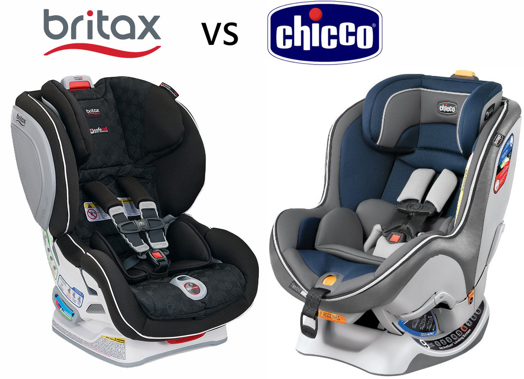 Britax Vs Chicco Which Car Seat Is Best Kid Sitting Safe
