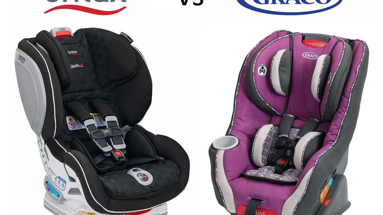 Britax Vs Graco Which Car Seat Brand To Choose Kid Sitting Safe