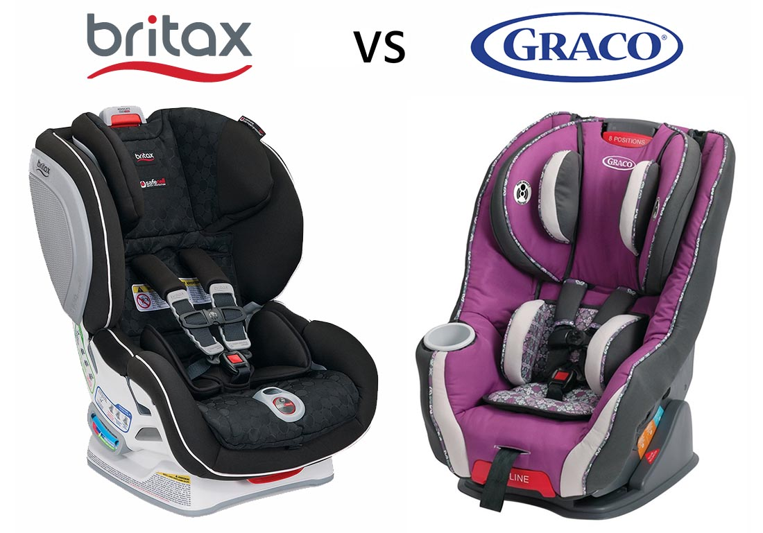 Britax vs Graco – which car seat brand to choose? - Kid Sitting Safe