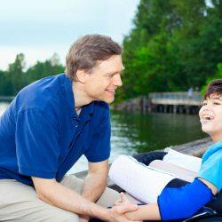 Roosevelt Car Seat for Special Needs Children