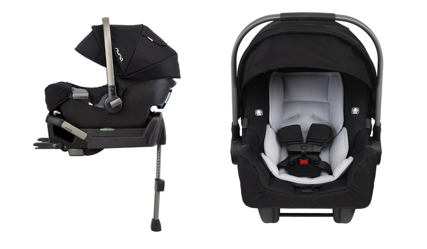 nuna vs uppababy car seats
