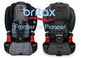Britax Frontier vs Pioneer Child Car Seats
