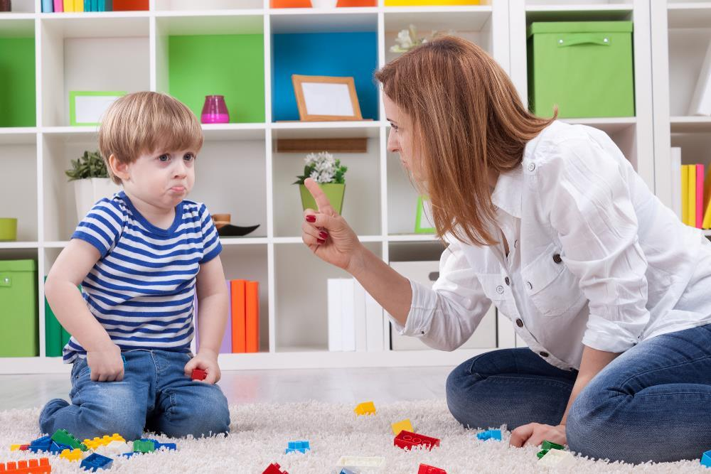 parenting styles giving discipline