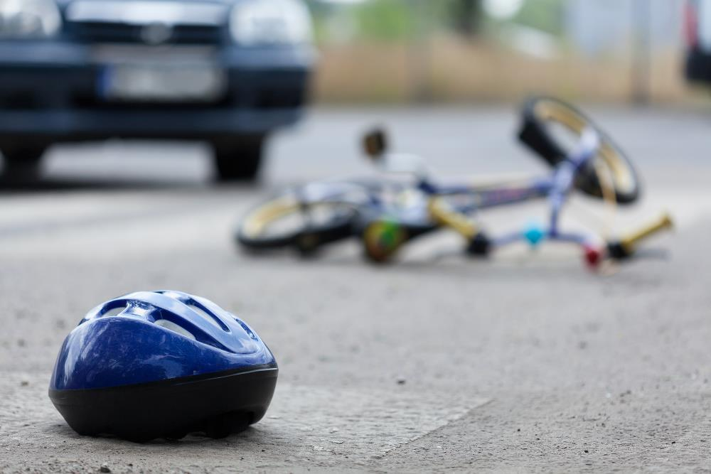 Bike safety for kids